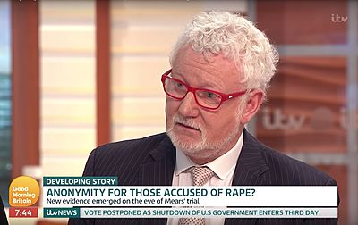 Anonymity for Those Accused of Rape? | Good Morning Britain