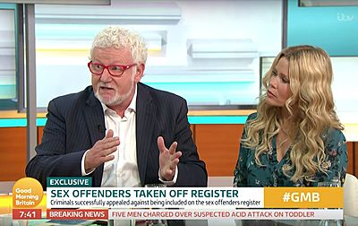 Should Sex Offenders Have the Opportunity to Be Taken Off the Register? | Good Morning Britain